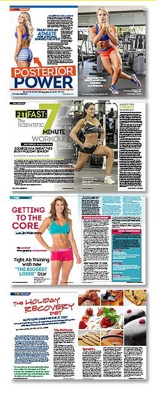 In This Issue: December - Holiday Fat-loss Special!