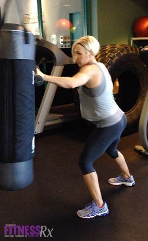 A Fit Pregnancy 5 - Upper Body Strength & Cardio Circuits