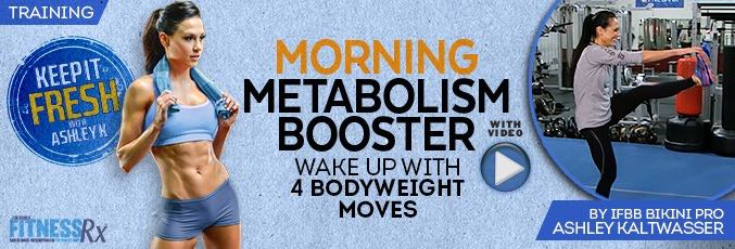 Morning Metabolism Booster