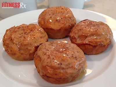 Pumpkin Cinnamon Rolls   Move Aside Pumpkin Donuts, We Choose This 115 Calorie Pastry!