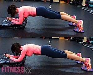 5 Effective Plank Variations - Advanced Moves to Increase the Intensity