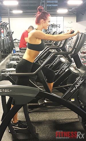 HIIT The Arc Trainer - Cardio For Tight Curves