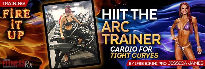 HIIT The Arc Trainer