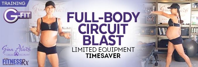 Full-Body Circuit Blast