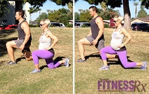 A Fit Pregnancy - Prenatal Partner Workouts