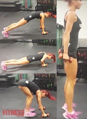 Power Plyometrics - Boost the burn with resistance