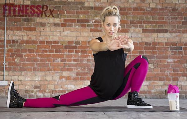 Kimberly Wyatt's Fit Pregnancy Advice - Top Tips From Got To Dance Judge & Former Pussycat Doll