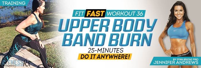 Complete 4 total rounds of the following. Perform 15 reps of each ...