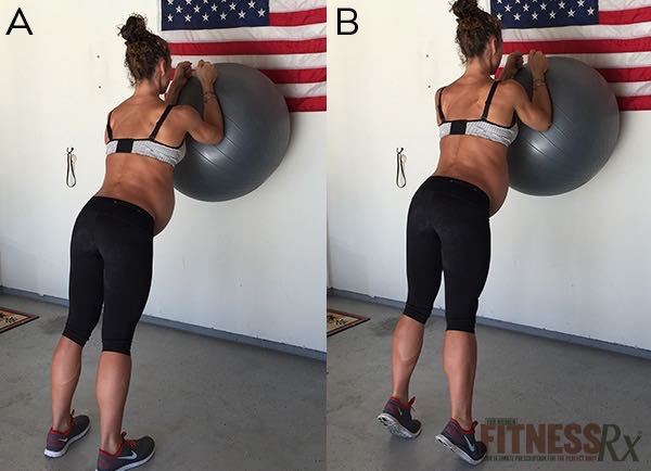 Third Trimester Circuit - Full-body Exercise Ball Workout