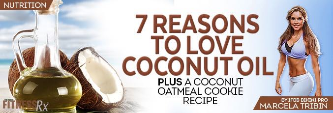 7 Reasons To Love Coconut Oil