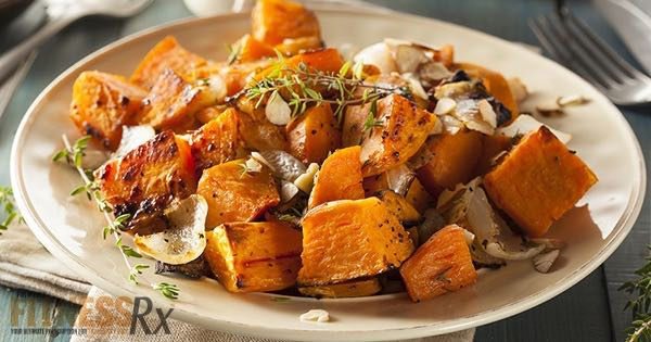 Sweet Potato Home Fries Guilt-free Spin on a Favorite Side Dish