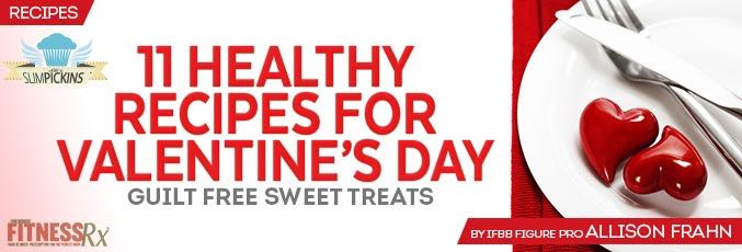 11 Healthy Recipes for Valentine's Day