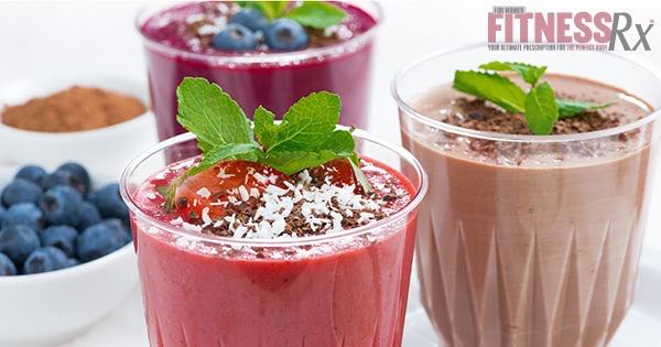 4 Vegan Protein Smoothies - Boost Recovery With These Dairy Free Blends