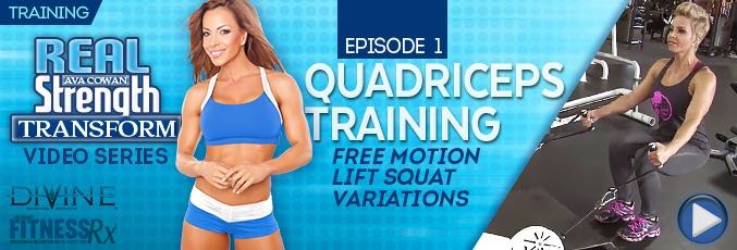 Transform 1: Quadriceps Training