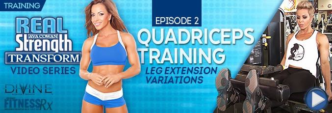 Transform 2: Quadriceps Training
