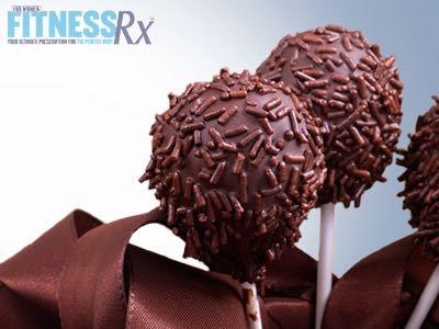 No-Bake Chocolate Cake Pops