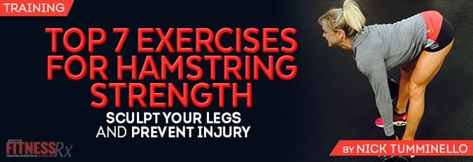 Top 7 Exercises for Hamstring Strength