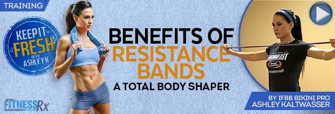 Benefits of Resistance Bands