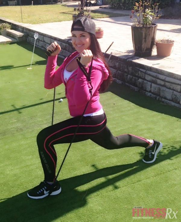 Lower Body Band Blast - Fat Blasting, 25 minutes, Do It Anywhere!