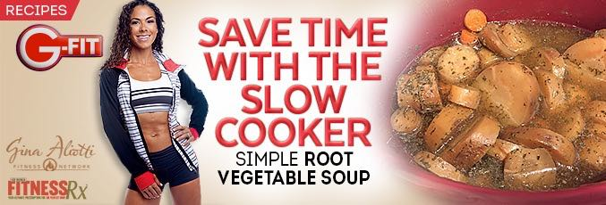 Save Time with the Slow Cooker