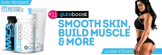FitRx Reviews: Gluteboost