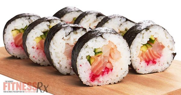 Low-fat Sushi Roll - Master the Art of Sushi At Home