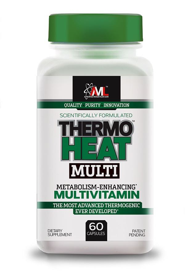 Product Review: AML's Thermo Heat Multi - Improve Metabolic Function, Performance & Health