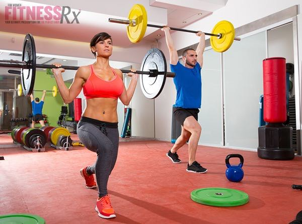 Train Like An Athlete For Strength & Fat Loss - Get Sculpted & Stay Motivated