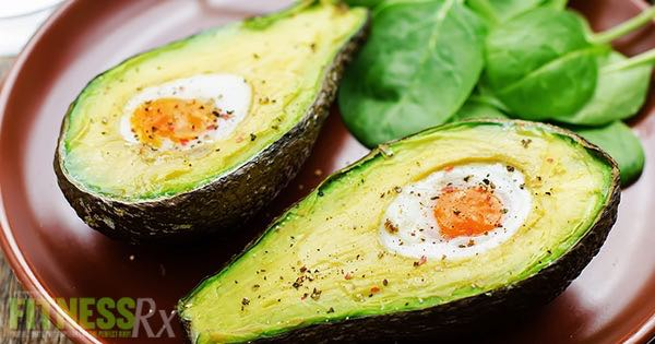Avocado Baked Eggs -A Two-ingredient Nutritional Powerhouse
