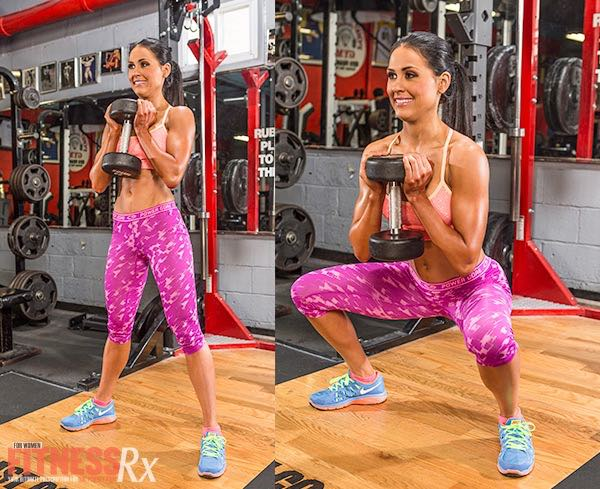 Do You Know Squat? - 9 Variations To Shape Up Your Lower Body