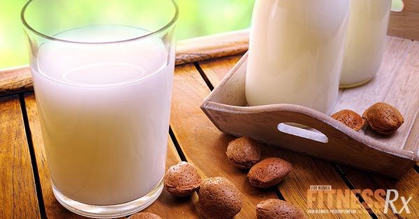 Homemade Almond Milk - A Low-calorie, Lactose-free Alternative