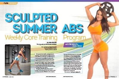 In This Issue: June 2015 - Summer Shape-up