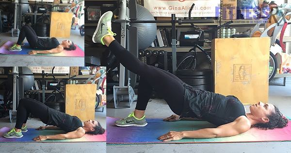 3 Booty-sculpting Moves for Summer - Shape Up with Lower Body Variations