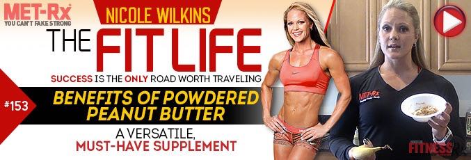 Benefits of Powdered Peanut Butter