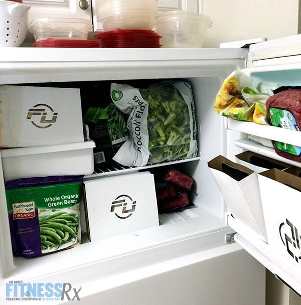 Fridge Peek: Callie Bundy Diet Secrets From Our August Cover Girl
