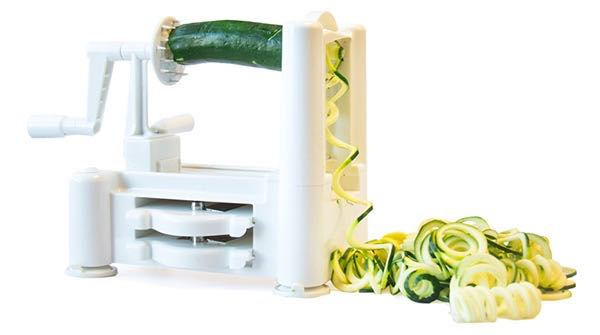 Make Healthy Eating Simple with a Spiralizer