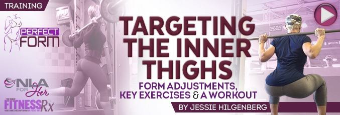 Targeting The Inner Thighs
