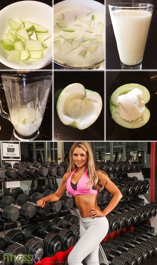 5 Reasons Apples Are the Perfect Fit Food - Plus Protein Apple Sorbet Recipe