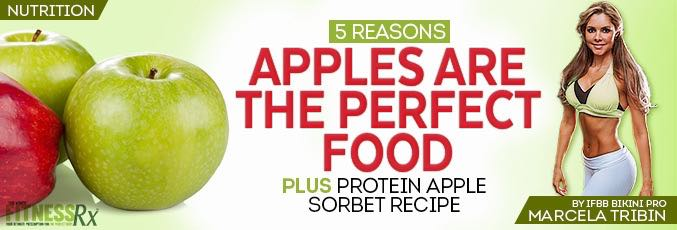5 Reasons Apples Are the Perfect Fit Food