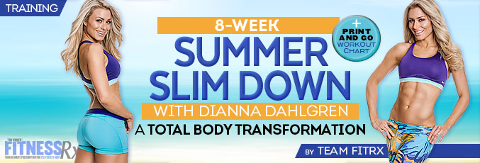 8-Week Summer Slim Down