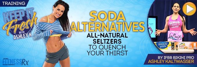 Soda Alternatives