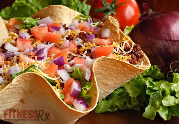 Low-Fat Taco Salad - Enjoy Every Last Morsel Without Guilt!