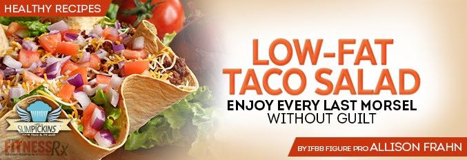 Low-Fat Taco Salad