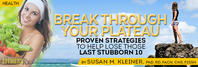 Break Through Your Plateau