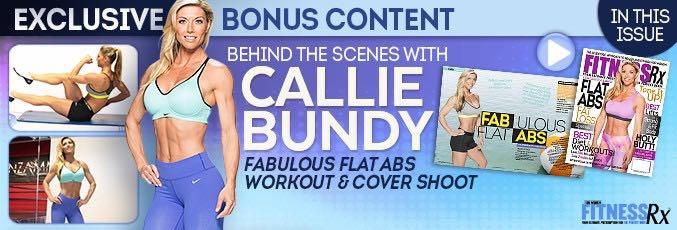 Callie Bundy: Behind The Scenes