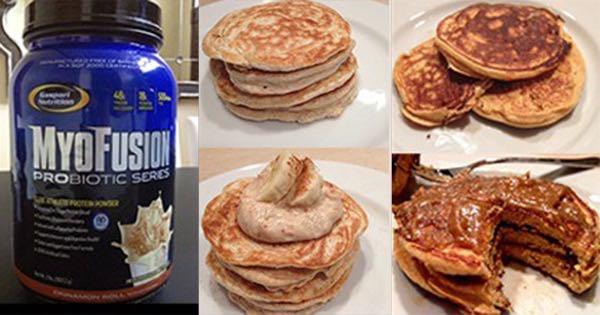 JB's Protein Pancakes
