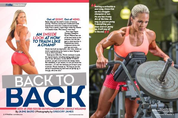 In This Issue: October 2015 - Shape Up and Tone Every Inch!