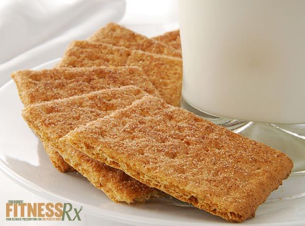 Protein Graham Crackers - A Low-calorie Sweet and Salty Treat
