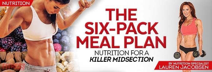 The 6-Pack Meal Plan