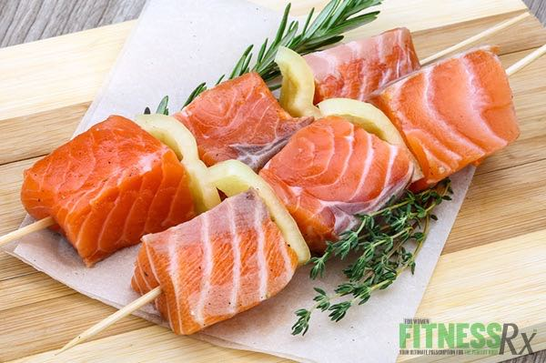 Top 10 Fat-loss and Performance Foods - Fish